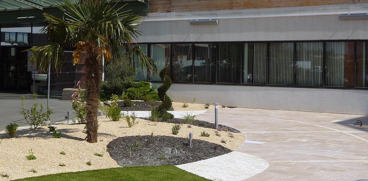 plaza 9 chasseneuil vente fabrication pierre naturelle calminia