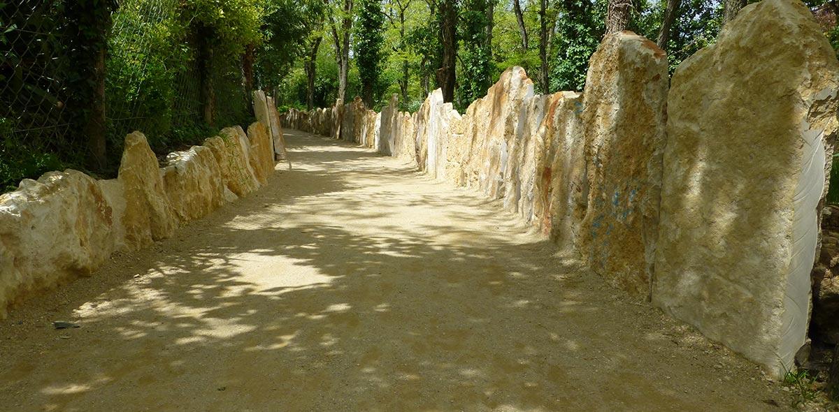 doué la fontaine zoo vente fabrication pierre naturelle calminia