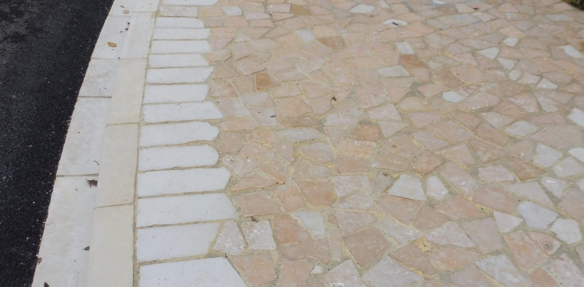 Pave byzance_reamenagement urbain_trottoir et bordure_Bascons 40