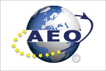 logotype oea aeo opérateur économique