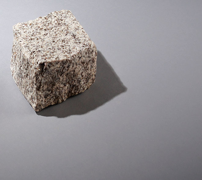 pavé granit kalmen gris calminia pierre naturelle vente