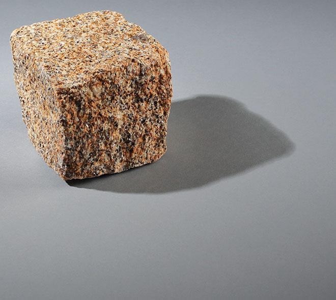 pavé granit kalmen jaune calminia pierre naturelle vente