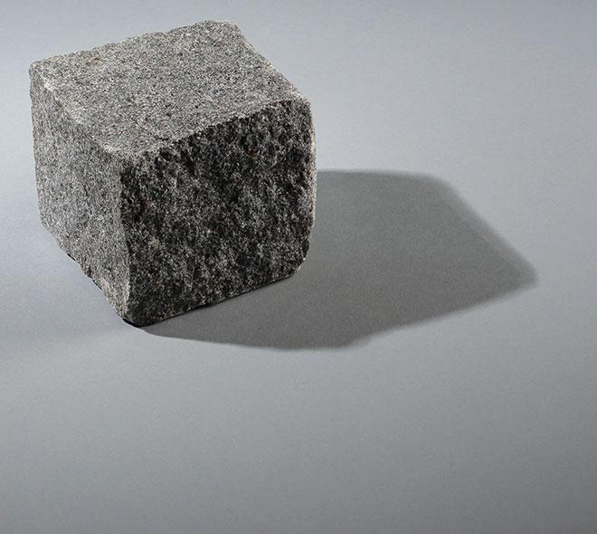 pavé granit kalmen noir calminia pierre naturelle vente