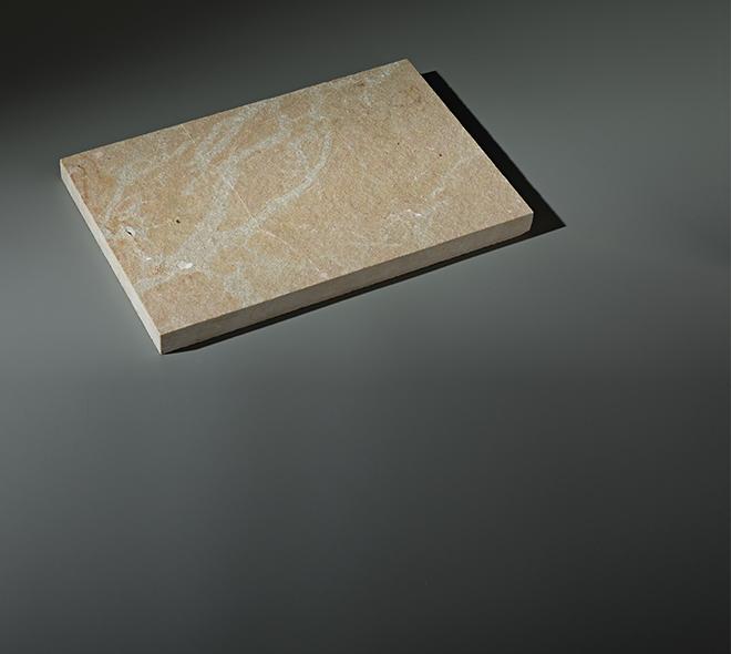 dalle banc b calcaire ocre beige calminia pierre naturelle vente fabricant