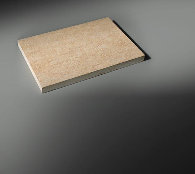 dalle banc n8 calcaire ocre beige calminia pierre naturelle vente fabricant