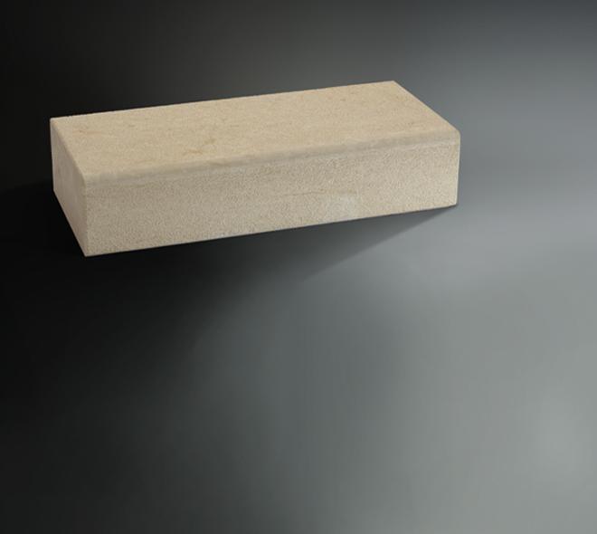 emmarchement calcaire ocre beige vente fabrication pierre naturelle calminia