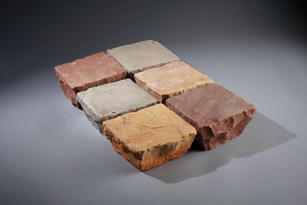 pavé gres kerala calminia pierre naturelle vente fabricant