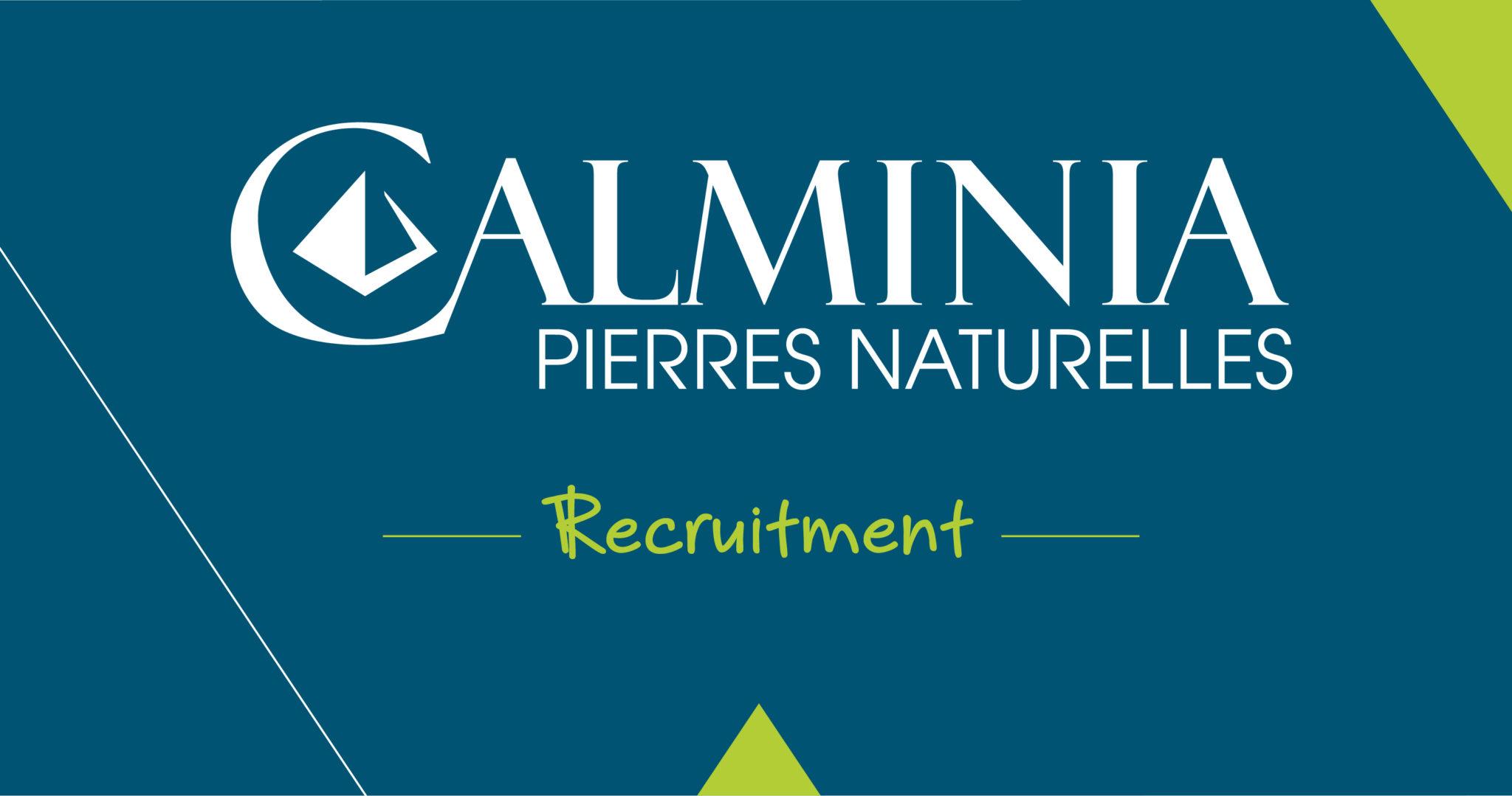 calminia recruitment